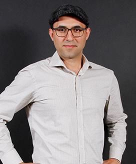 Profilbild von Farid Saberi